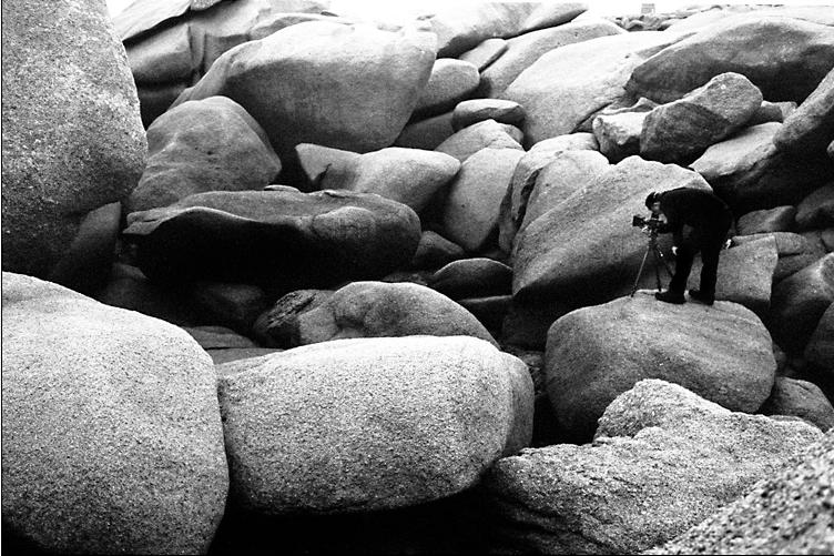 Mein analoger Photo-Workshop in der Bretagne 2