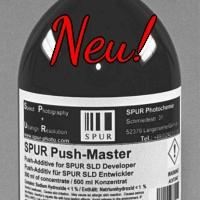 Neu: SPUR Push-Master für SLD