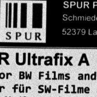 Neu: SPUR Ultrafix A
